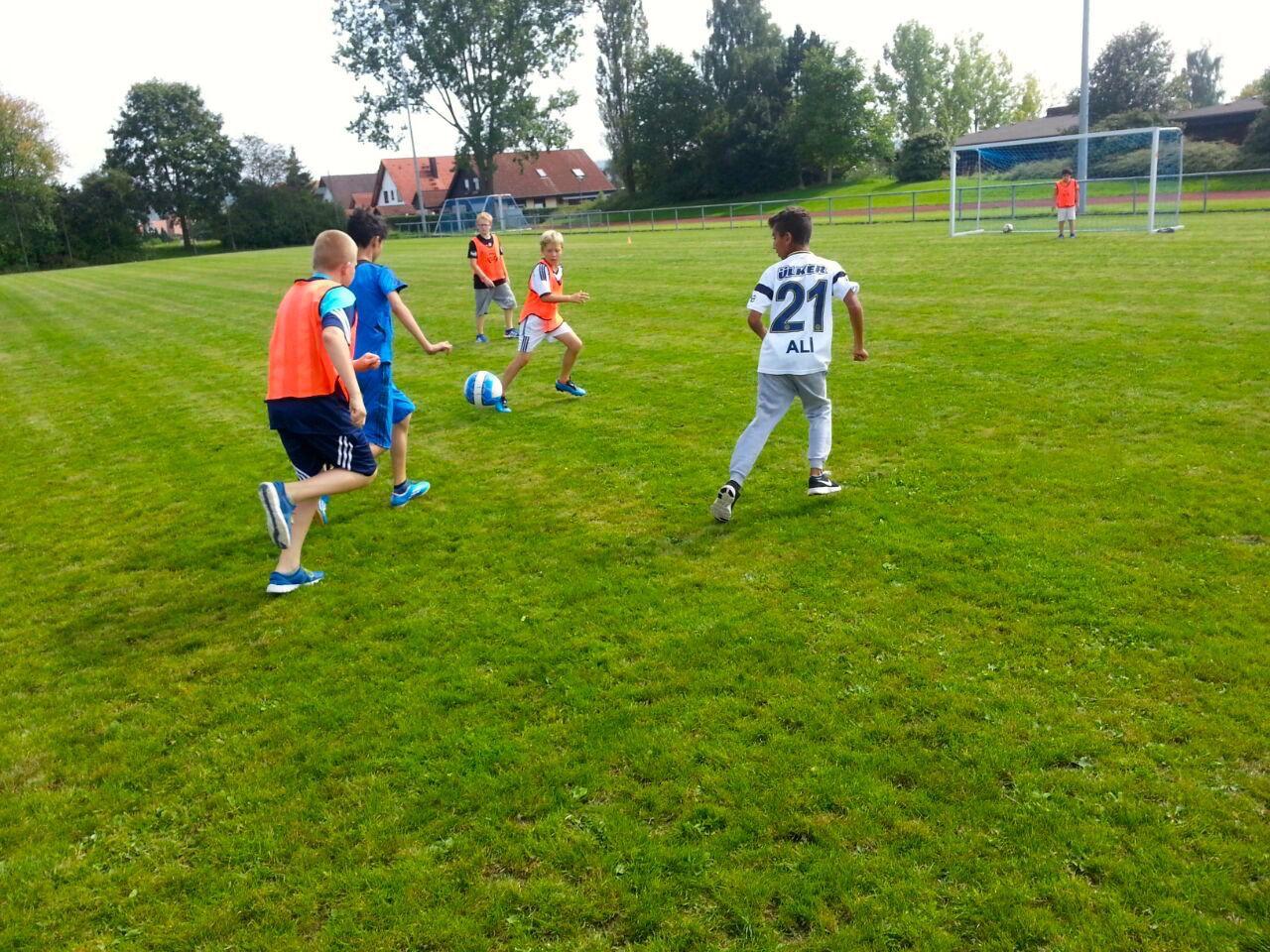 Realschule Altensteig Fußball AG